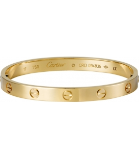Cartier Love Bracelet - Gold
