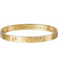 Cartier Love Bracelet - Gold