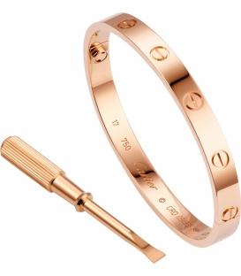 Love Bracelet - Rose Gold