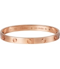 Cartier Love Bracelet - Rose Gold
