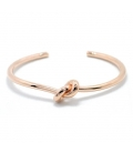 Celine Classic Knot Rose Gold
