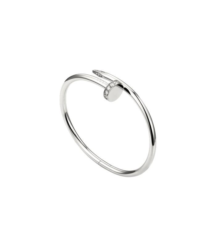 Cartier Juste Un Clou Diamonds Love Bracelet