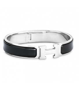 Hermes Clic H Silver