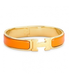 Hermes Click H Orange