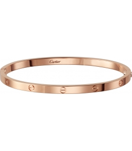 Cartier Love Bracelet SM Rose Gold