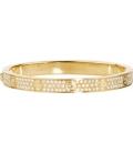 Cartier Love Bracelet - Full Diamonds Gold
