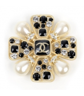 Chanel Brooch Cross