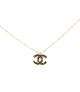 Chanel Necklace Gold