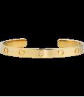 Cartier Love Adjustable Bracelet - Gold