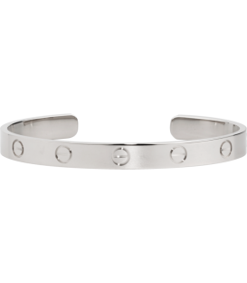 Cartier Love Adjustable Bracelet - Silver