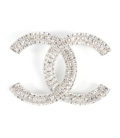 Chanel Brooch Strass