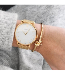Celine Classic Knot Gold