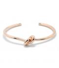 Bratara Celine Classic Knot Rose Gold