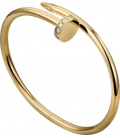 Bratara Cartier Juste Un Clou - Diamonds Gold