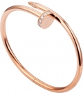 Bratara Cartier Juste Un Clou - Diamonds Rose Gold