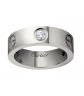 Inel Cartier Love - Silver