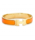 Bratara Hermes Click H Orange
