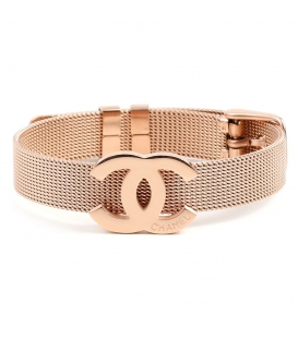 Bratara Chanel Rose Gold