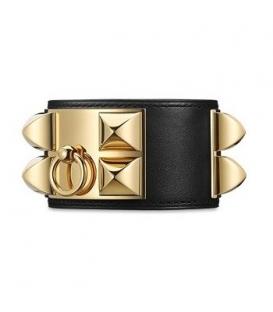 Hermes Collier de Chien Gold
