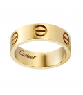 Inel Cartier Love - Unisex Gold