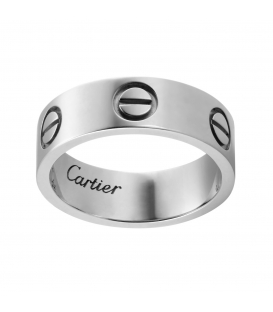 Cartier Love Ring Gold - Men