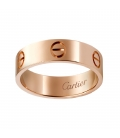 Inel Cartier Love - Unisex Rose Gold
