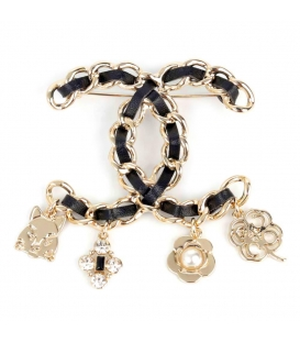 Chanel Brooch Charm