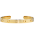 Cartier Love Adjustable Bracelet - Gold