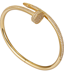 Cartier Juste Un Clou - Full Diamonds Gold