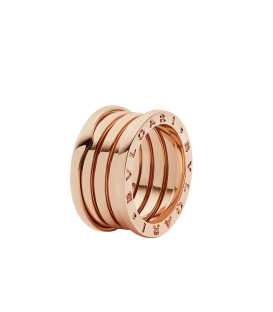 Bvlgari B.zero1 Ring Rose Gold