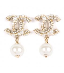 Cercei Chanel Pearls