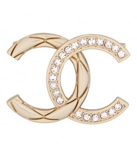 Brosa Chanel Brass