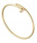 Bratara Cartier Juste Un Clou Slim Gold