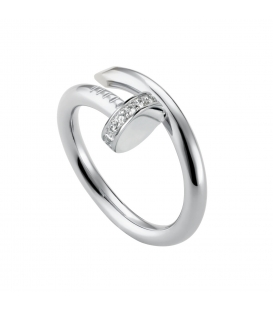 Cartier Juste Un Clou Ring - Silver