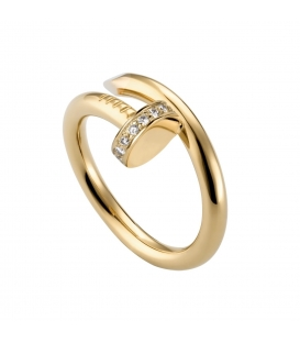 Cartier Juste Un Clou Ring - Gold