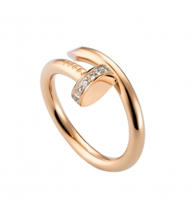 Cartier Juste Un Clou Ring - Rose Gold