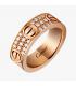 Inel Cartier Love - Full Diamonds Rose Gold