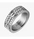Inel Cartier Love - Full Diamonds Silver