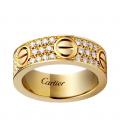 Inel Cartier Love - Full Diamonds Gold