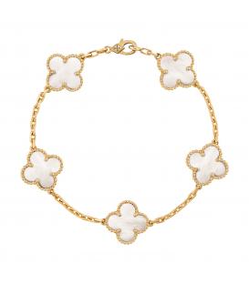 Bratara Van Cleef & Arpels Alhambra Gold