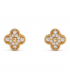 Cercei Van Cleef & Arpels Alhambra Vintage Gold